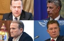 """Медведчук, Бойко, Путин и Ко хотели """"кинуть"""" Украину на цену по газу - """"Нафтогаз"""" жестко поставил всех на место"""