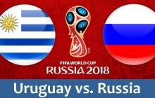 В Самаре жарко: онлайн-трансляция решающего матча между Уругваем и РФ на ЧМ - 2018