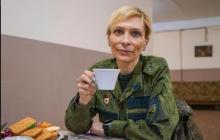 """В """"ДНР"""" бросили на подвал террористку Корсу из банды Стрелкова, руководившую обстрелом Дебальцево"""
