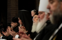"""""""Украина сделала все, что могла"""", - Порошенко на Объединительном соборе мощной речью сорвал овации - исторические кадры"""