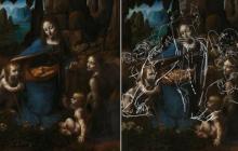 На творении Леонардо да Винчи нашли скрытое послание человечеству