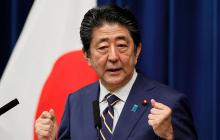 """Премьер Японии Синдзо Абэ официально отказался ехать к Путину на """"парад Победы"""""""