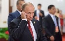 Почему Путин боится разговоров с Порошенко о захвате кораблей Украины: в РФ высказали неожиданную версию
