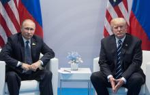 """Песков рассказал, как Трамп красиво """"кинул"""" Путина с саммитом G7"""