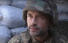 Российский актер и украинский доброволец Анатолий Пашинин рассказал, ради чего воюет на Донбассе