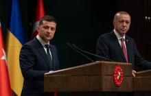 Свободная торговля Украины с Турцией: Зеленский и Эрдоган договорились о важном соглашении