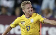 Безумная реакция Зинченко на гол Беседина сборной Сербии на последних секундах - видео