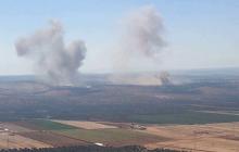 """СМИ: войска России нанесли массированный удар по Идлибу """"Искандерами"""""""