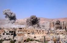 """""""Ждем заявления про присыпанных пылью детей. Мир, очнись"""", - журналист показал кадры последствий химатаки Асада и Кремля по мирным сирийцам"""