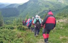 В Карпатах во время схождения с Говерлы потерялась группа туристов
