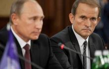 """Для чего Медведчук пошел с """"Оппоплатформой"""" в Верховную Раду: раскрыт план Кремля"""