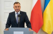 Дуда мощно выступил против Путина из-за Украины: сильное заявления о Крыме, Луганске и Донецке