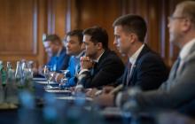 Зеленский наладил контакты с парламентом Канады - кадры и подробности