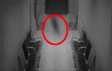 В севастопольской больнице заметили тень призрака: виной феномену раскопанный склеп воинов