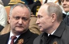 Додон поклялся в верности Путину и дал обещания, которые не сможет выполнить