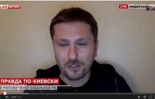Анатолий Шарий отмежевался от России и Путина и признался в любви к Украине