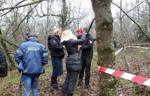 В одесском лесу найдены погибшие мать и двое детей, пропавшие еще в начале марта 2017 года, - в полиции рассказали детали ЧП
