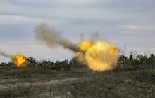 """Враг """"озверел"""" после Минска и устроил """"ад"""" на Донбассе: по всему фронту тяжелые бои, гремит артиллерия"""