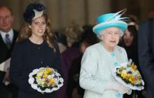 """""""Очередной сюрприз в королевской семье"""", - Принцесса Беатрис удивила приглашенных на свадьбу гостей своей просьбой"""