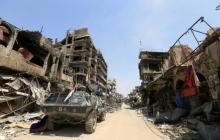 Эффект выжженной земли: от освобожденного Мосула остались одни руины - ужасающие кадры, сделанные с высоты птичьего полета