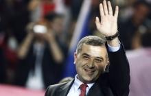 Выборы в Грузии: Саакашвили  поблагодарил одного из лидеров президентской гонки