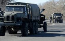 Российские военные ночью на Донбасс завезли секретный груз: ситуация в Донецке и Луганске в хронике онлайн