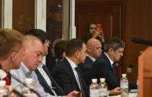 Мэра Одессы Труханова судят за финансовые махинации - кадры