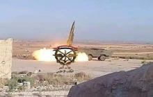 """Россия обрушила ракеты """"Точка"""" на мирное село в Сирии: появились первые кадры"""