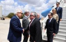 Трамп поручил дочери важную миссию: Иванка прибыла в Иерусалим для открытия посольства США