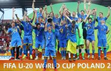 Слава Украине! Наши футболисты - чемпионы мира: видео голов финального матча ЧМ с Южной Кореей - кадры