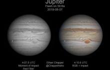Внутри Юпитера запущена термоядерная реакция, которая сожжет дотла Солнечную систему