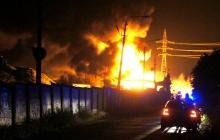 Взрыв бензовоза на АЗС в Николаеве: два мужчины госпитализированы с ожогами