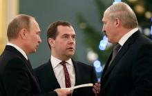 """Лукашенко резко ответил Медведеву из-за """"Союзного государства"""": """"Зачем вы лезете?"""""""