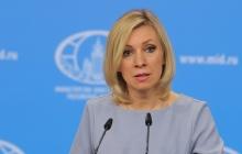 """""""РФ может растопить лед только пожаром войны"""", - Захарова вызвала шквал недельных комментариев своим заявлением"""
