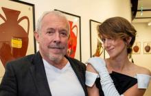 В Сеть слили фото тайной свадьбы Андрея Макаревича и Эйнат Кляйн в Израиле