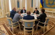 Зеленскому представили модель деокупации Крыма