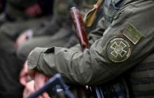 Боец Нацгвардии выстрелил себе в голову в здании суда в Одессе
