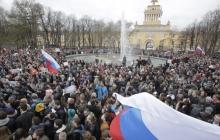 В России заговорили о подготовке к Майдану по сценарию Украины: испуг пропагандистки Яковлевой высмеяли в соцсетях