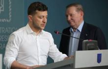 """Почему так резко изменилась позиция Зеленского и Кучмы по """"формуле Штайнмайера"""" - есть 2 варианта"""