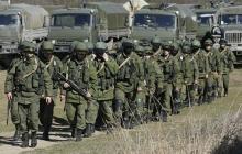 Весьма опасные цифры: в Генштабе назвали число российских военных, расположенных вдоль границы с Украиной