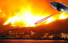 После Сибири и Якутии инопланетяне принялись испепелять Канарские острова климатическим оружием