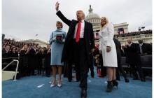 Дональд Трамп – 45-й президент США: опубликованы кадры шикарной инаугурации нового главы государства