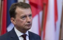 """Министр обороны Польши Блащак: """"Армия России теперь уже официально напала на Украину"""""""