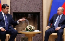Режим Мадуро сыпется, силовики бегут - в Москву за помощью экстренно отправился человек диктатора Венесуэлы