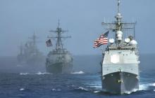 """НАТО отправил 4 военных корабля к участку """"Северного потока-2"""": российский флот экстренно послан на Балтику"""