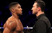 Джошуа может провести бой-реванш с Владимиром Кличко и встретиться на ринге с Александром Усиком