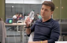 Зеленский открыто рассказал журналистам о том, кто финансирует его кампанию и какова роль Коломойского