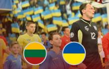 Захватывающий матч ЕВРО-2020 Литва - Украина прошел под песню про Путина: все голы