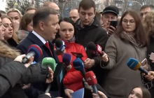 Прокуратура хочет взять под стражу Олега Ляшко