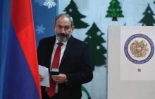 """""""Будет, как в Украине"""", - пророссийские силы Армении не прошли в парламент, Кремль негодуют из-за выборов в Ереване"""